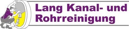 Logo Lang Kanal- und Rohrreinigung